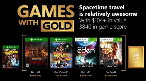 games with gold decembre 2017