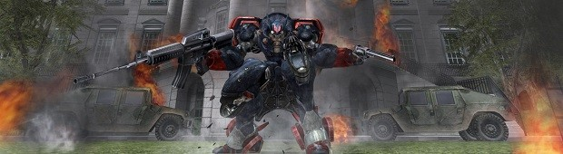 Metal Wolf Chaos XD test 1