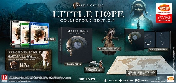 Little Hope édition collector