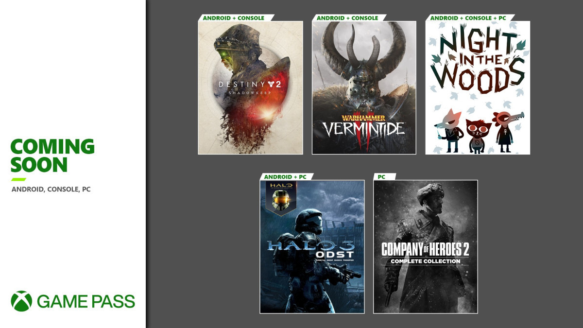 xbox game pass septembre 2020