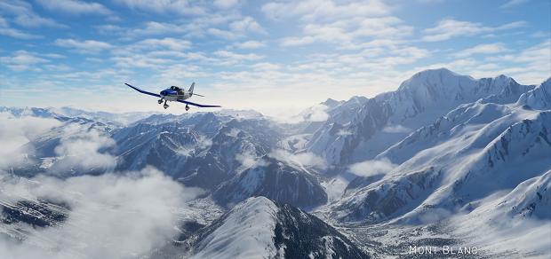Flight Simulator sur Xbox Series X S arrivera dans le ...