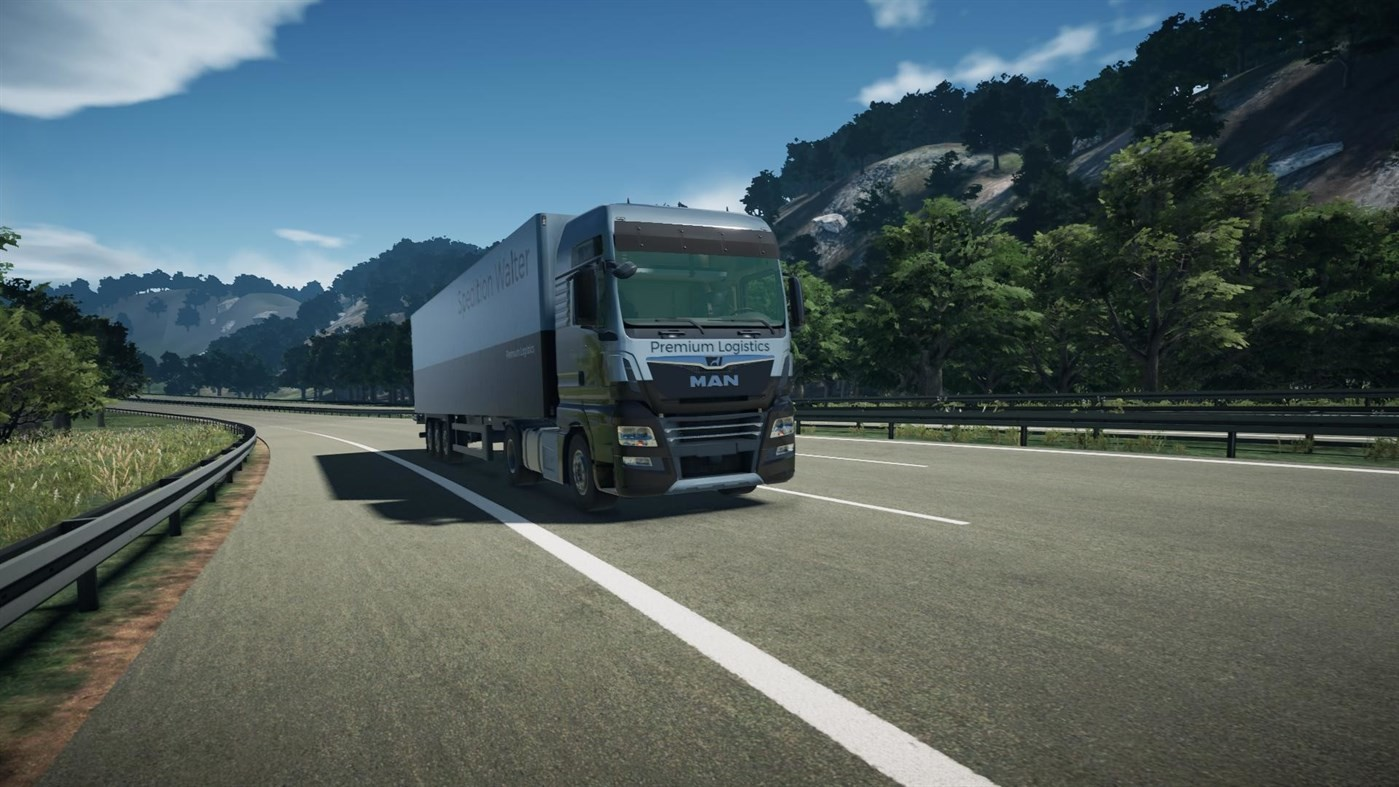 On The Road - Truck Simulator 4