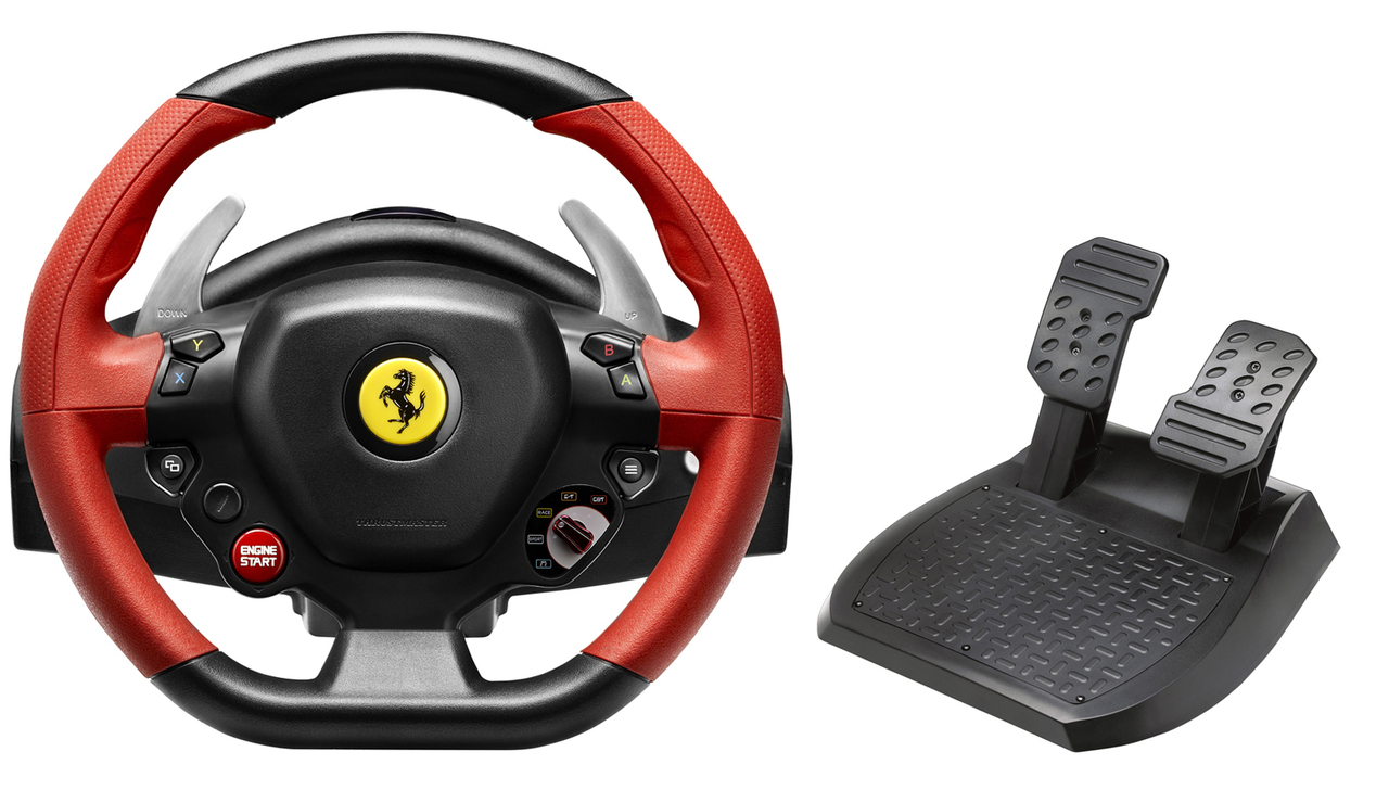 le 2eme volant thrustmaster sur xbox one accessoires xbox one les forums xbox one france. Black Bedroom Furniture Sets. Home Design Ideas